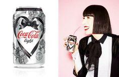 Coca Light by Chantal Thomass !