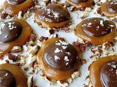 Pecan & Salted Caramel Candies