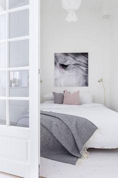Alb imaculat în amenajarea unui apartament de numai 39 m² Jurnal de design interior