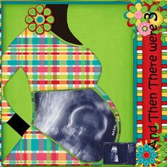 Cute ultrasound picture idea
