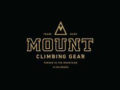Mount Climbing Gear