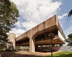 comoVER arquitetura urbanismo - o blog: O legado silencioso de heróis [04]: João Filgueiras Lima e a Residência José da Silva Netto
