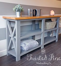 Diy Furniture Plans Wood Projects - New ideas Diy Furniture Plans, Diy Furniture Projects, Farmhouse Furniture, Woodworking Furniture, Wood Furniture, Home Projects, Farmhouse Decor, Table Farmhouse, Furniture Cleaning