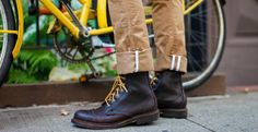 A versatile piece of footwear, we can feel bombarded with the amount of options out there. The Idle Man take a look at the 5 best boots for men.