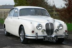 1960 Jaguar Mk II 3.8 MOD Saloon