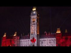 Sound and Light Show - Ottawa Tourism