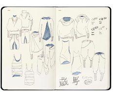 We reinvent Fashion Sketching