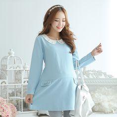 La ropa de embarazada  tiene que ser cómoda, pero no por eso debe carecer de un buen diseño. Esto lo saben muy bien las mujeres asiáticas...