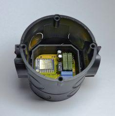 ESP8266 230V I/O Modul – LUANI