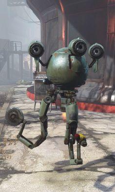Mr. Gutsy-Fallout 4