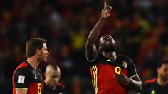 Everton striker Romelu Lukaku rescues Belgium with 89th-minute equaliser against Greece  Romelu Lukaku produced a superb piece of centre-forward play to score an 89th minute equaliser in Belgium's 1-1 World Cup Qualifying draw with Greece. www.ae6688.com