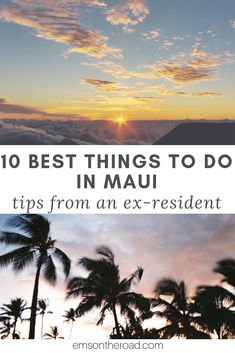 Discover the 10 things you absolutely can't miss when you're in Maui. These insider tips from an ex-resident will help you get off the beaten path and explore past the resorts and make the most of your trip to beautiful Maui. Maui Travel, Maui Vacation, Travel Usa, Maui Honeymoon, Vacation Mood, Vacation Packing, Disney Travel, California Travel, Cool Places To Visit