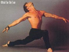patrick swayze | Patrick Swayze - the only guy who can dance and still be all man