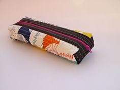 Boxed Pouch Tutorial, I have made many of these with prequilted fabric. Makes great place to keep things separate.