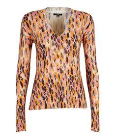 Look what I found on #zulily! Marigold Elanora Merino Wool Pullover - Women #zulilyfinds