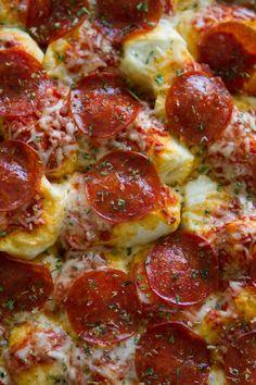 Pull Apart Pizza | Lauren's Latest | Bloglovin'