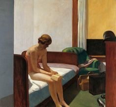 Hotel Room, Hopper