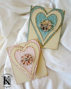 Little Valentine's Day Cards by Vivian Keh Valentine Day Cards, Valentines, Scrapbook Cards, Scrapbooking, Card Creator, Hand Made Greeting Cards, Cardmaking And Papercraft, Stamping Up Cards, Heart Cards