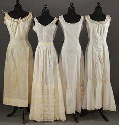 Edwardian Clothing, Edwardian Dress, Antique Clothing, Historical Clothing, 1900 Clothing, Vintage Gowns, Mode Vintage, Vintage Lingerie, Vintage Outfits