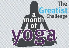 Kate Morin reflects on the month-long Yoga Challenge. http://greatist.com/fitness/greatist-challenge-month-yoga-wrap