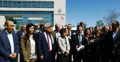 HDP'lilerden Anayasa Mahkemesi önünde basın açıklaması
