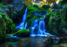 The River Flow III - HDR  by *borda