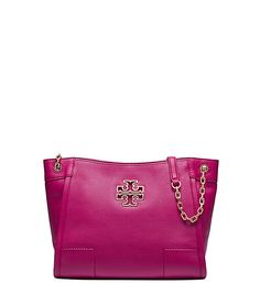 Tory Burch Britten Small Slouchy Tote