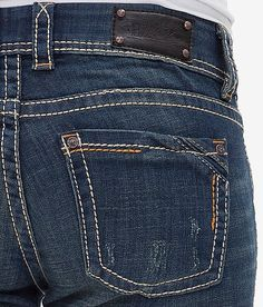Buckle Black Fit No. 53 Skinny Stretch Jean at Buckle.com