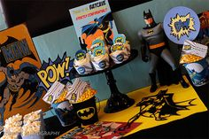 Home-Dzine - Ideas for a little boy's birthday party