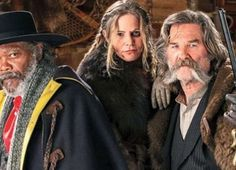 #QuentinTarantino's ' #TheHatefulEight ' First Trailer Released
