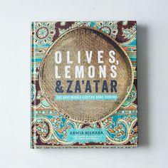 Olives, Lemons, & Za'atar, Signed Copy on Food52