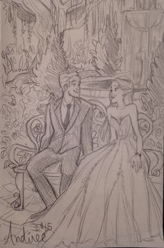 Maxon and America, The Selection by Kiera cass The Selection Series Books, The Selection Kiera Cass, Book Series, Fanart, Art Sketches, Art Drawings, Arte Sketchbook, Lunar Chronicles, Book Characters