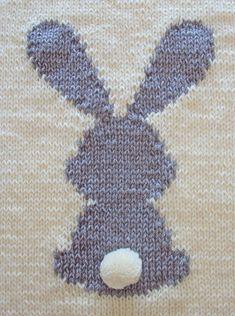 Knitting pattern bunny baby blanket, rabbit blanket baby pattern, 2 sizes, rabbit blanket, beginnings . Baby Knitting Patterns, Baby Patterns, Embroidery Patterns, Crochet Pattern, Blanket Patterns, How To Start Knitting, Easy Knitting, Knitting For Beginners, Knitting Stiches