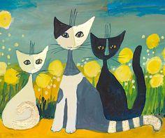 """""""Offres du printemps! (zoom)"""" par Rosina Wachtmeister"""