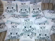 Almohadones 15 años souvenir facebook: VM diseñoimagen Don Papa, Ideas Para Fiestas, Birthday Party Decorations, Party Planning, Facebook, 15 Years, Gift Ideas, Creative Gifts, Everything