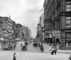 Detroit, 1910
