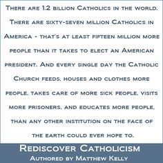 Matthew Kelly (Rediscover Catholicism)