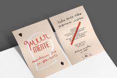 Qeer Mente — Poster http://studioahha.com/QUEER-MENTE