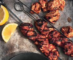dinner, yogurtmarin chicken, peppers, chicken kebab, kebabs, grilled chicken recipes, red wines, greek chicken, aleppo pepper
