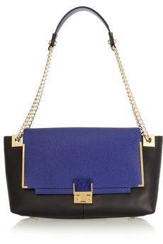 e7e3d0624c8a Lanvin - Partition textured-leather shoulder bag