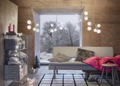 Schwarzer Kronleuchter Ikea ~ Hängelampen deckenlampen für dein wohnzimmer u ikea
