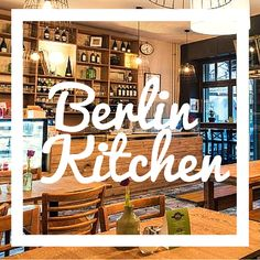 Fresh and homemade – das Bistro-Café Berlin Kitchen ist ein wahrer Hotspot für Torten, Kuchen und auch herzhafte Köstlichkeiten.