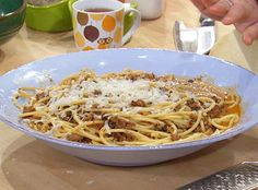 Double-Meat White Ragu