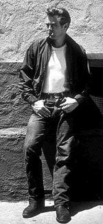James Dean photo