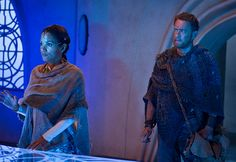 """I love that poncho from the movie """"Cloud Atlas"""""""