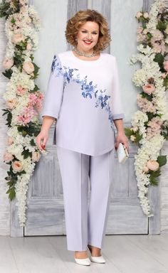 Ladies Day Dresses, Mothers Dresses, Curvy Outfits, Fashion Outfits, Gaun Dress, Office Attire Women, Elegant Summer Dresses, Stylish Clothes For Women, Plus Dresses