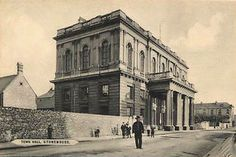 Plymouth Stonehouse Town Hall 16 - OLD PHOTOS OF PLYMOUTH DEVON