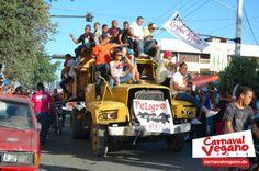 Carnaval Vegano 1er domingo 26 de Enero 2014 #Fotos