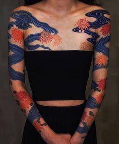 37 Awesome Sleeve Tattoo Ideas