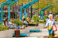 Want public space to thrive, make it swing | Gehl Architects